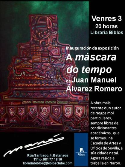 Mascaras, Juan Mnauel Alvarez Romero, Mané