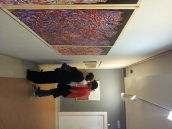 Coruña, Arteimagen, Exposición de Juan Manuel Alvarez Romero, Mané
