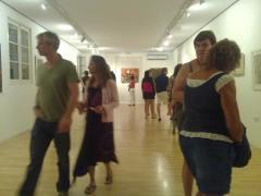 Exposición en Conil de la Frontera, Cadiz, Juan Mnauel Alvarez Romero, Mané