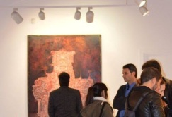 Exposición de Juan Maneul Alvarez Romero, Mané