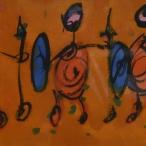 acuarela-sobre-papel-20x50-danzas-tartesicas