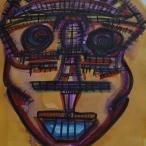 acuarela-sobre-papel-30x42-mascaras