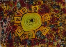 acuarela-sobre-papel-50x60-sol-tartesico