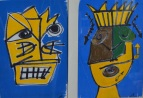 tempera-y-tinta-sobre-papel-21x30-diptico-mascaras