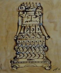 tinta-y-barnices-sobre-tela-40x50-figuras-fenicias-2