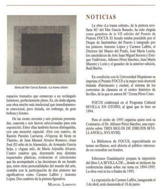 FOCUS, Sevilla